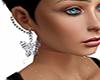 DiamondButterfly Earring