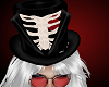 Caged Heart TopHat  F