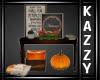 }KR{ Fall Table