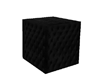 cube/crate silk black
