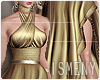 [Is] NYE Gold Gown