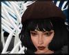 Black Bertha Brown Hat