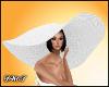 D- Spring White Hat