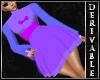 ~D~ Mini Doll Dress XLRG