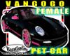 VG Black PINK car AVI F