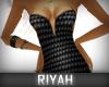 !R  Scaled Sophi BLACK