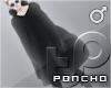 TP Male Poncho