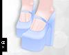 Ⓐ Blue Heels