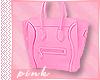 PINK-Pink Celine Bag