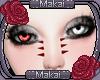 Crimson Nose Spikes