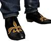 Fleur deLis Cowboy Boots