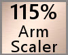 Arm Scaler 115% F A