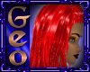 Geo Cheryle Fire Red