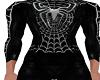 Spiderman Black Bodysuit