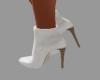 [BRI] White Suede Boots
