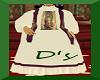 Priest sutana (purple)