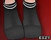 Socks Black & Gray.