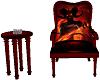 il trono del incorona