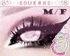 [S] Skeleton Eyes Unisex