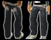 Pants check Burberr*y