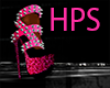 Hot Pink Spiked shoes