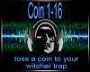 toss a coin witcher trap