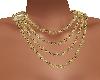 collar oro