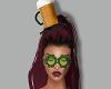 St.Patrick's Glasses