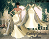 ROMANTIC IVORY GOWN