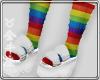 ♉ W/Rainbow Platforms