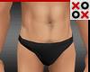 Male Black Bikini
