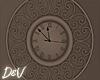 !D Winter Dreams Clock