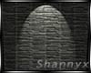 $Add on Wall Stone Black