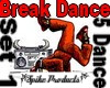 {S}Break dance HOT