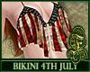 Bikini Top 4th July