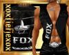 [L] FOX Vest Leather