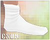 Socks | White