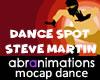 Steve Martin Dance Spot