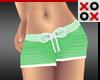 Baby Shorts Green