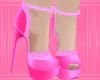 Sissy Maid Pink Heels