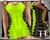 +H+ Strutter - Lime BM