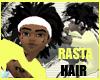 Rasta Hair White