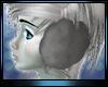 M * Gray Ear Muffs