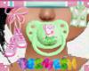 Piggy Binky - Green