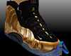 Shoes Gold Foams