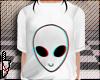 ♆ 3D Alien 'F