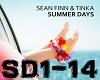 Summer Days Sean Finn