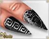 No. Versace .Nails