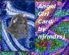Angel Girl Card