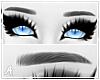 A| Alexia Eyebrows Black